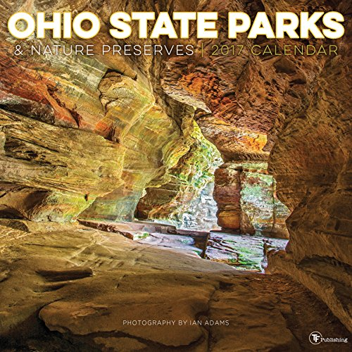 9781624387067: 2017 Ohio State Parks Wall Calendar