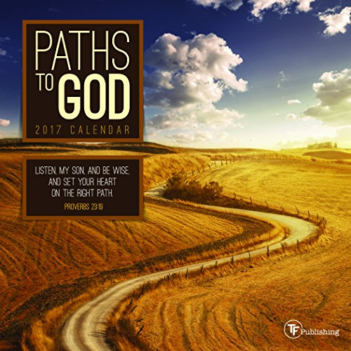 2017 Paths to God Mini Calendar: TF Publishing