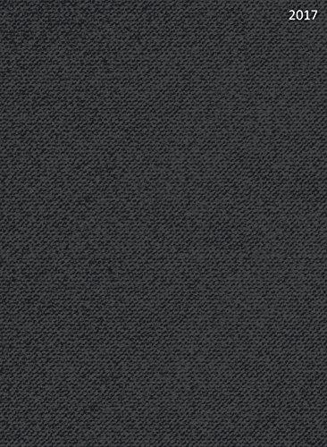 9781624389887: 2017 Onyx Tweed 12 Month Simplicity Planner