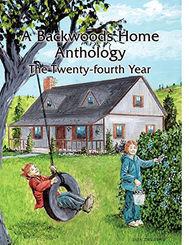 9781624400872: A Backwoods Home Anthology: The Twenty-fourth Year (Volume 24)