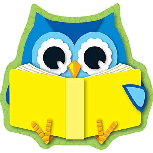 Reading Owl Mini Cut-Outs