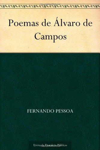 9781624500510: Poemas de Álvaro de Campos (Portuguese Edition)