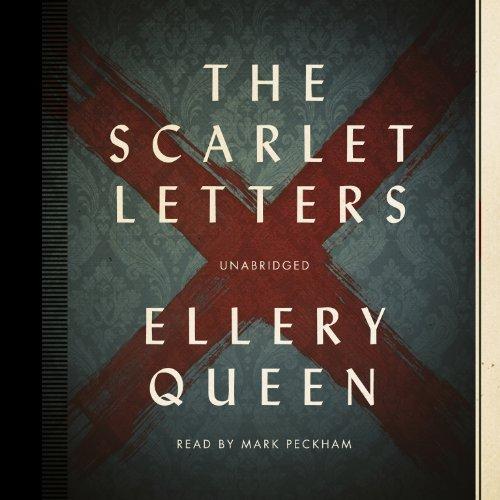 The Scarlet Letters -: Ellery Queen