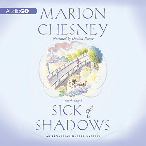 9781624605550: Sick of Shadows (Edwardian Murder Mysteries, Book 3)(LIBRARY EDITION) (Edwardian Murder Mysteries (Audio))