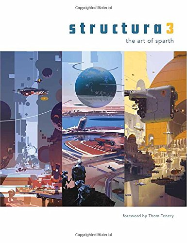 Structura 3: The Art of Sparth: Sparth