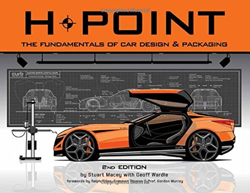 H-Point 2nd Edition: The Fundamentals of Car: Stuart Macey ,