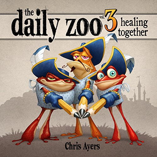 Daily Zoo: Vol 3: Chris Ayers