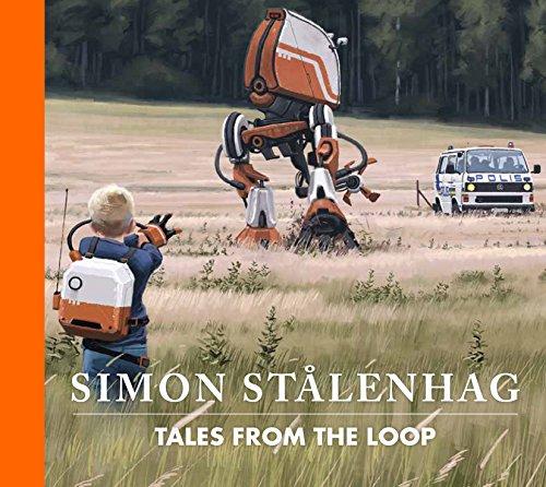 Tales from the Loop: Simon Stålenhag