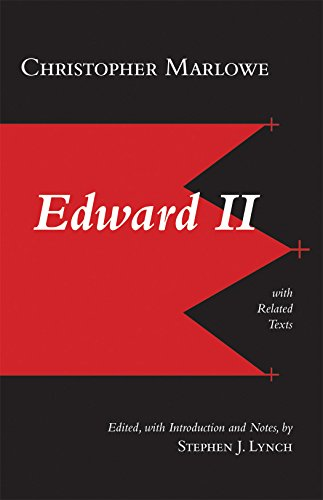 9781624662386: Edward II: With Related Texts (Hackett Classics)