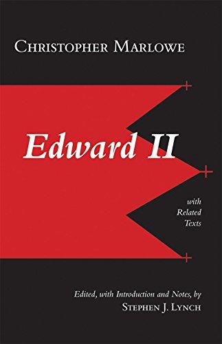 9781624662386: Edward II: With Related Texts (Hackett Classics)