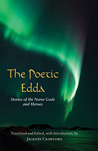9781624663574: The Poetic Edda: Stories of the Norse Gods and Heroes (Hackett Classics)