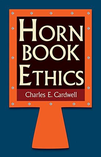 9781624663734: Hornbook Ethics