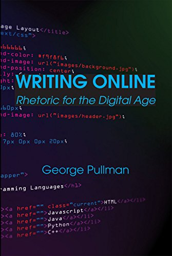 Writing Online 9781624664588  Contrary to the old adage about finding new names for old things, Writing Online: Rhetoric for the Digital Age gives new life and new meaning to old names. The book and its companion website transform ancient rhetoric as a process of oral composition—invention, arrangement, memory, style, and delivery—into a digital rhetoric, a dynamic process of writing for the World Wide Web: dynamic because it shows not only how to write in a Web-based medium but, more importantly, how to learn and adapt to a medium that is constantly evolving and changing. Unlike conventional books that provide specific solutions to specific problems, Writing Online reenacts the process of solving Web-based writing problems, explaining everything from how to create a simple web page to how to develop a sophisticated content management system and everything in between: HTML, HTML5, CSS, JavaScript, PHP, and much more. As a digital rhetoric, moreover, Writing Online recreates the ancient processes of oral composition for a digital era. Digital invention becomes a push-pull process of transmitting information via searches, alerts, news aggregators, and read-write algorithms. Digital arrangement becomes a question-and-answer process inviting multiple responses via intuitive navigation systems and dynamic patterns of organization. Digital memory transforms the ancient memory palace into a dynamic, programmable content management system. Digital style provides computer-based tools to enhance writers' word choice, argumentative structures, and feedback. Digital delivery resituates speakers and writers in onscreen environments that balance functionality and aesthetics for optimum responsiveness and usability.  —James P. Zappen, Professor, Department of Communication and Media, Rensselaer Polytechnic Institute