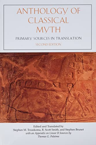 Anthology of Classical Myth: Primary Sources in: Hackett Publishing Company,