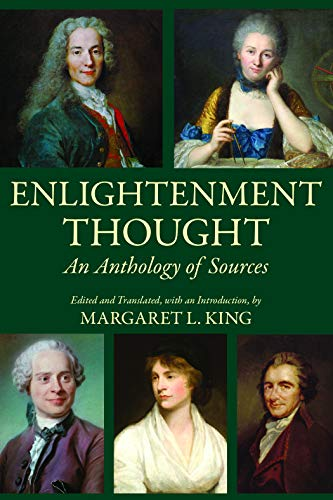 Enlightenment Thought: An Anthology of Sources (Hardback)