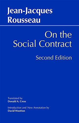 On the Social Contract: Donald A. Cress,David