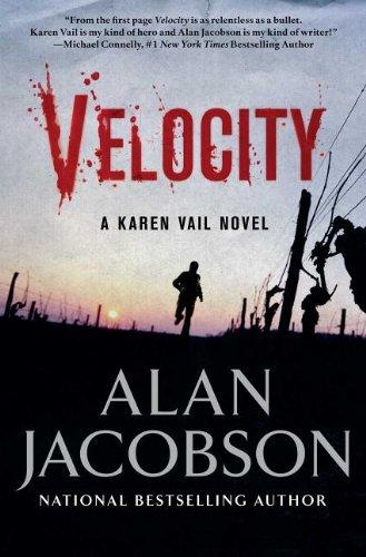 9781624670800: Velocity (The Karen Vail Series)