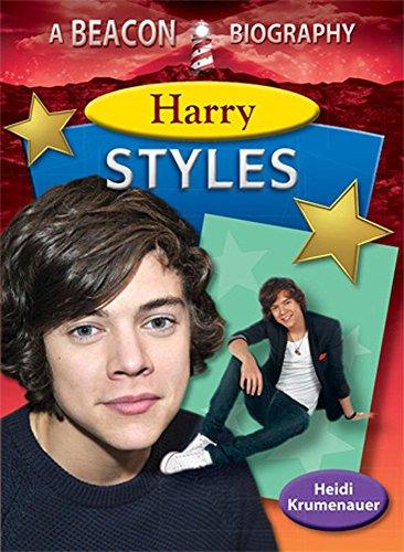 Harry Styles of One Direction (Beacon Biography): Krumenauer, Heidi