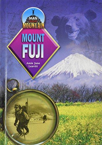 9781624690624: Mount Fuji (Man Versus Mountain)