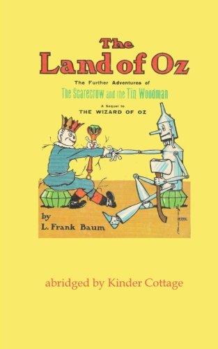 9781624780226: The Land of Oz (Volume 2)