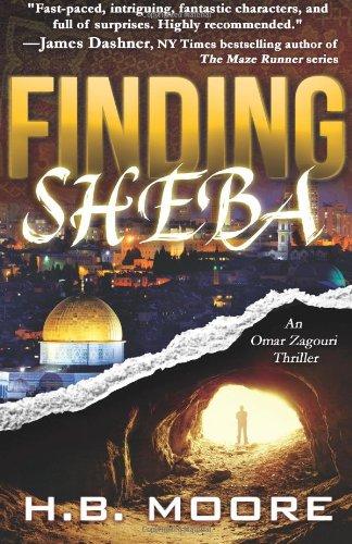 9781624820823: Finding Sheba: An Omar Zagouri Thriller