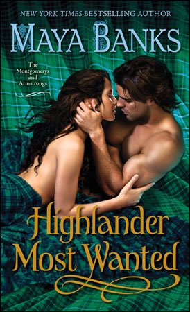 9781624900952: Highlander Most Wanted (The Montgomerys and Armstrongs)