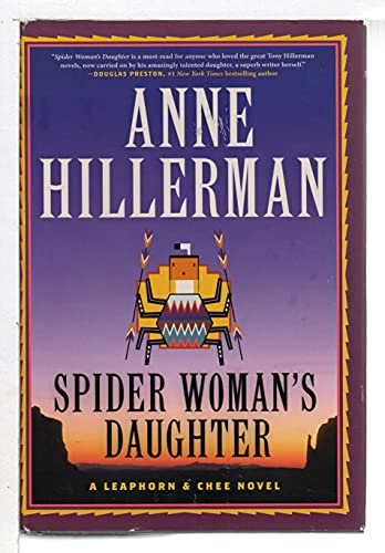 9781624908057: Spider Woman's Daughter (LARGE PRINT EDITION)