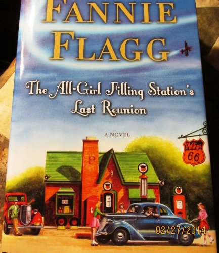 9781624908507: The All-Girl Filling Station's Last Reunion (Large Print)