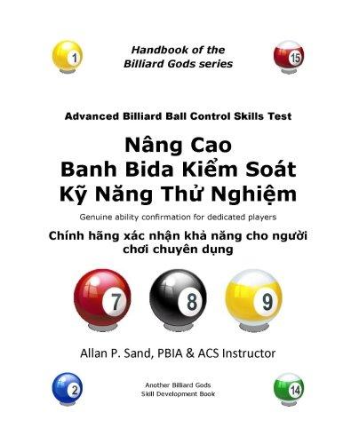 Advanced Billiard Ball Control Skills Test (Vietnamese): Sand, Allan P.