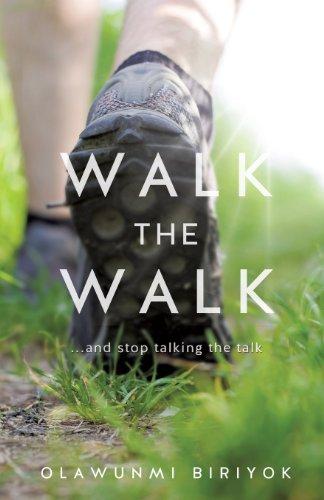 Walk the Walk: Olawunmi Biriyok