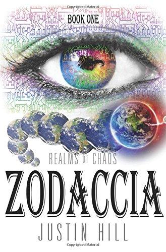 9781625108753: Zodaccia: Realms of Chaos