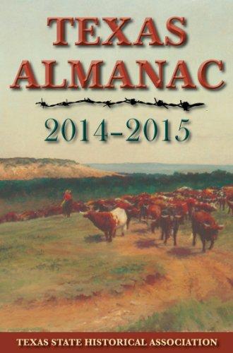 Texas Almanac 2014-2015 (Texas Almanac (Paperback))