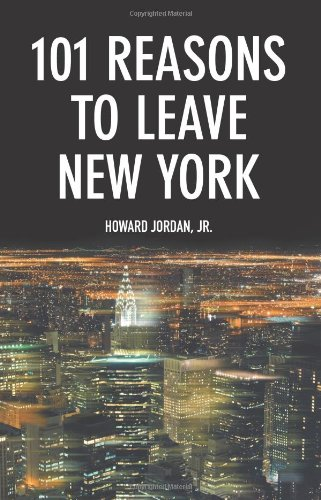 9781625162564: 101 Reasons to Leave New York