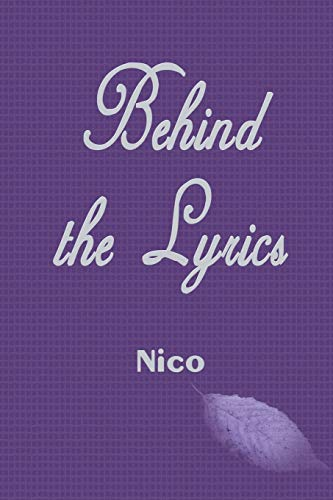 9781625165688: Behind the Lyrics
