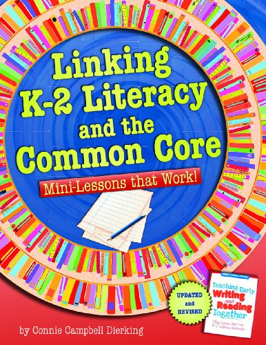 9781625215086: Linking K-2 Literacy and the Common Core: Mini-Lessons that Work!