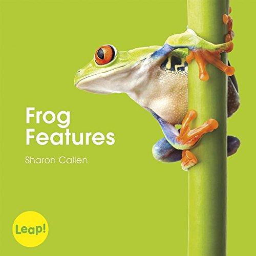 Frog Features: Capstone Classroom