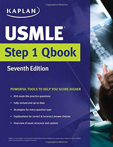 9781625232632: USMLE Step 1 Qbook