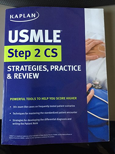 9781625239068: usmle step 2 cs,strategies,practice and review