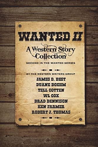 Wanted Book 2 (Volume 2): Thomas, Robert,Farmer, Ken,Dennison,