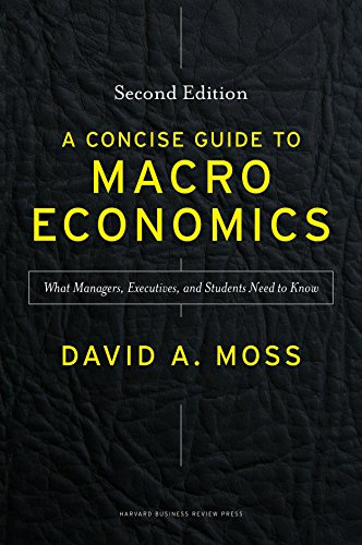 9781625271969: A Concise Guide to Macroeconomics, Second Edition: What Managers, Executives, and Students Need to Know