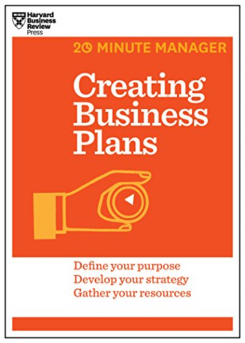 9781625272225: Creating Business Plans (HBR 20-Minute Manager Series)