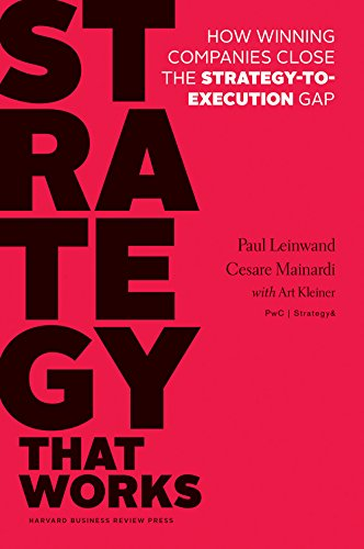 9781625275202: Strategy That Works: How Winning Companies Close the Strategy-to-Execution Gap