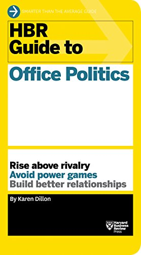 9781625275325: HBR Guide to Office Politics