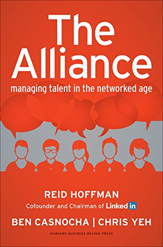 9781625275776: The Alliance: Managing Talent in the Networked Age
