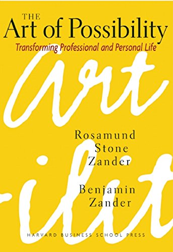9781625276209: The Art of Possibility: Transforming Professional and Personal Life