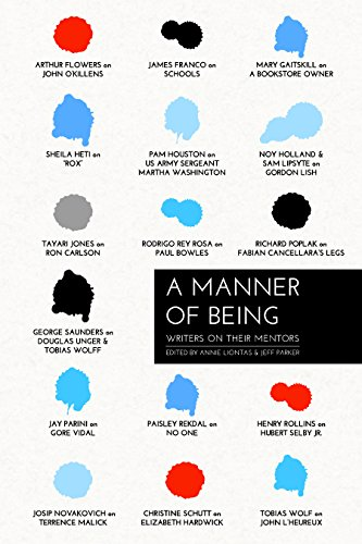9781625341822: A Manner of Being: Writers on Their Mentors