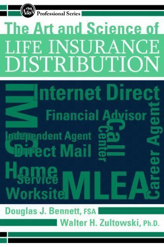 9781625422118: The Art & Science of Life Insurance Distribution