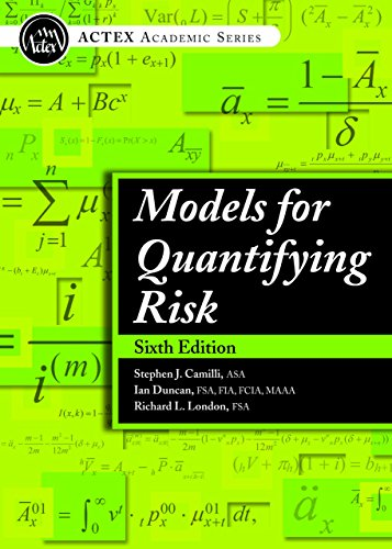 9781625423474: Models for Quantifying Risk