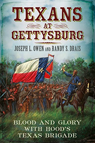 9781625450609: Texans at Gettysburg: Blood and Glory with Hood's Texas Brigade
