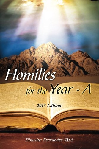 9781625500632: Homilies for the Year A- Edition 2013